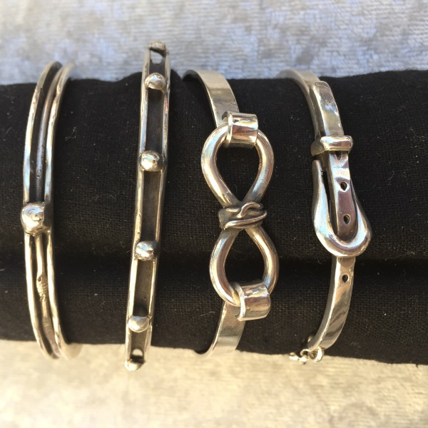 Infinity Hook Cuff, Buckle and Cuffs