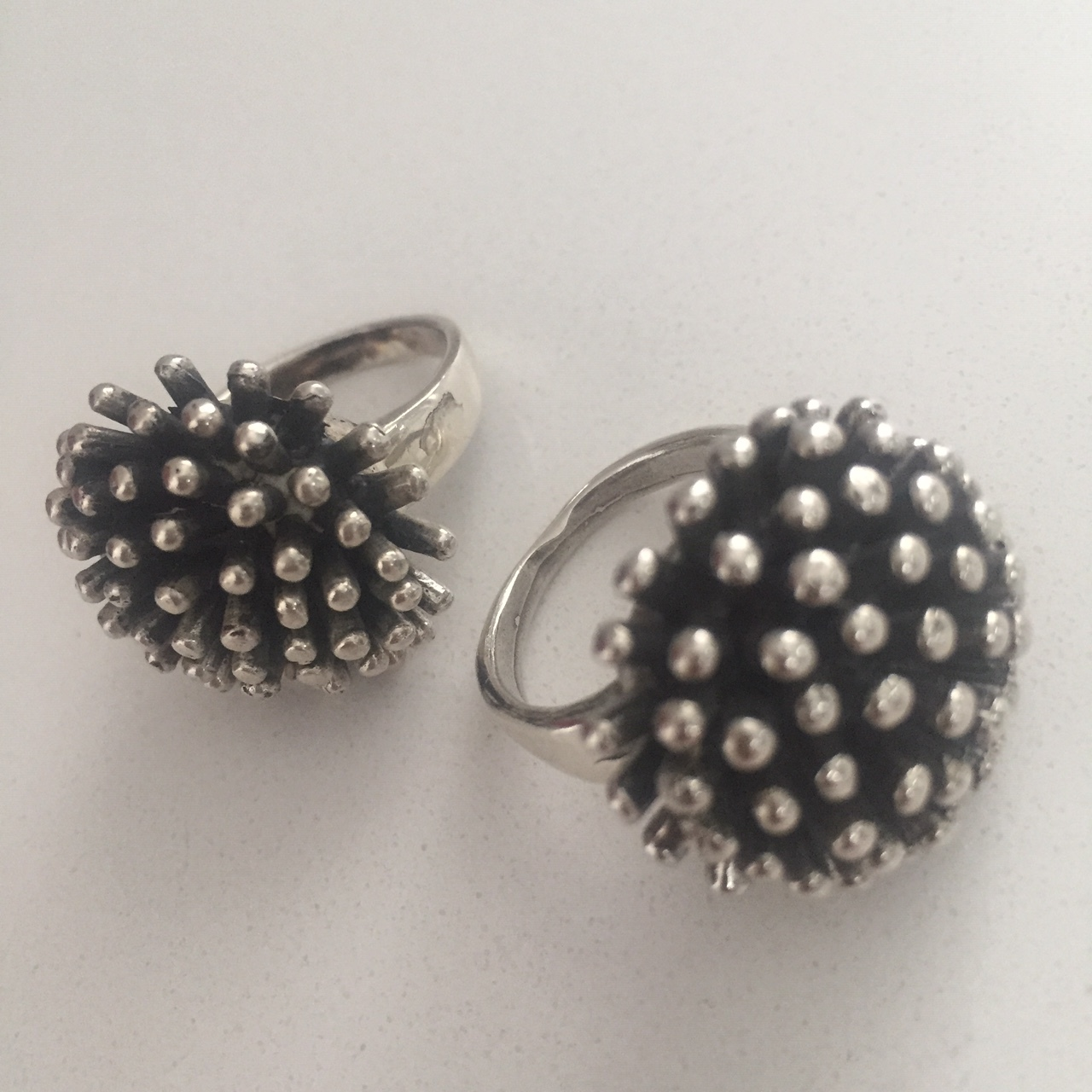 Porcupine Ring